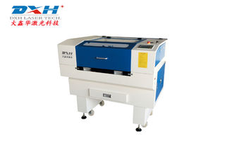 60W Co2 Laser Engraving Machine For Plastic / Mobile Phone Accessorie
