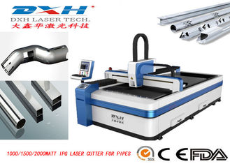 China Thickness 20mm CNC Laser Metal Cutting Machine PC Control Customize Design factory