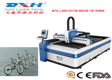 China High Speed CNC Metal Laser Cutting Machine For Stainless Steel / Aluminum factory