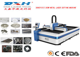 Computerized Metal Laser Cutting Machine / CNC Laser Cutter Engraver 380V/50HZ