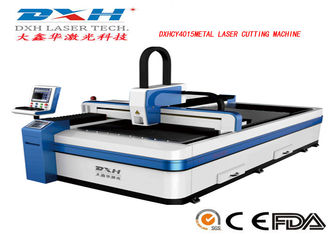 China Industrial Stainless Steel Laser Cutting Machine , CNC Router Laser Cutting Machine factory