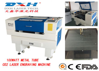 100w Co2 Laser Engraving Cutting Machine , Marble Laser Engraving Machine