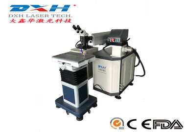 Energy Saving Laser Beam Welding Machine , YAG Laser Metal Welding Machine