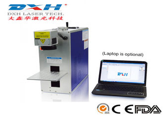 Integrated Automatic Laser Marking Machine Portable Laser Marker Compact Structure