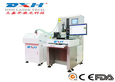 High Speed Spectroscopical Fiber Laser Welding Machine With CCD System 80J