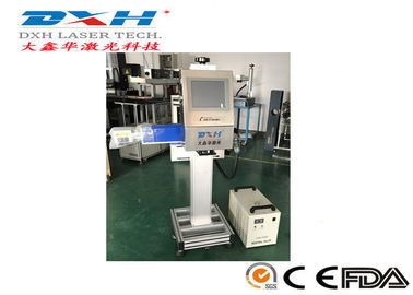 China Professional Automatic Laser Marking Machine Wood Etching Machine Co2 Laser Source factory