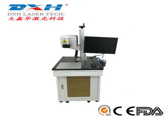 Table Top Laser Etching Machine , Industrial Co2 Laser Wood Engraving Equipment