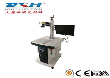 CNC 3d Fiber Laser Marking Machine For Stainless Steel And Jewelry High Accuracy