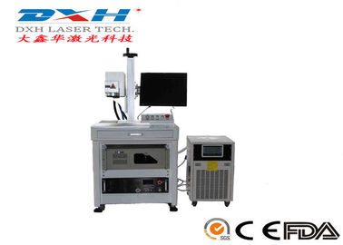 China 3w UV Laser Marking Machine For Wrist Watch / Electronic Products 150*150mm Area factory