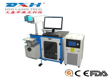 China 220V/50Hz/15A YAG Laser Marking Machine Laser Printing Machine On Plastic Newly Design factory