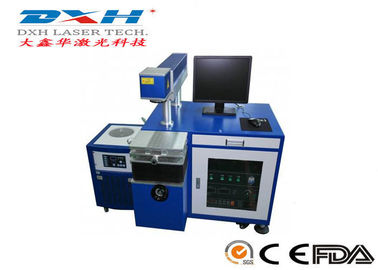 IPG JPT Fiber Laser Marking Machine , 20w 50w Metal Marking Etching Machine