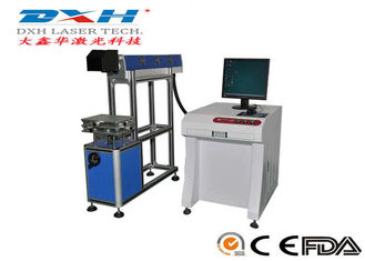 High Efficiency YAG Laser Engraver , 3D Subsurface Laser Engraving Machine