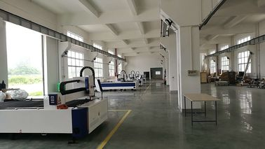 YAG Laser Cutting Machine For Artware , SS Laser Cutting Machine L1500MM W1300
