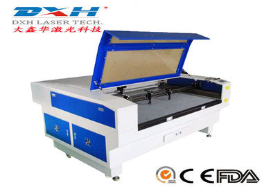 Garment Pattern Cutting Co2 Laser Engraving Machine For Cloth Energy Saving