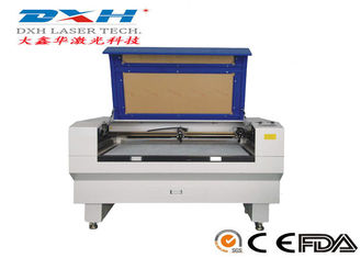 Desktop Laser Engraving Machine , Garment Laser Cutting Machine With CCD System