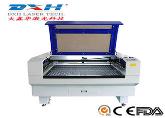 Fabric / Leather Laser Engraving Machine 60 Watt Co2 Laser Engraver 0-800mm/S