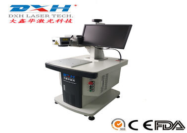 China 20-80KHZ Co2 Laser Marking Machine , 1064nm Raycus /  IPG Laser Marking Machine factory