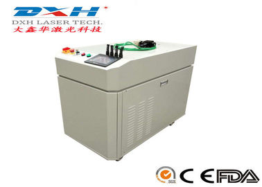 China 1064nm Laser Rust Removal Machine , Laser Cleaning Equipment 10-60mm Scan Width factory