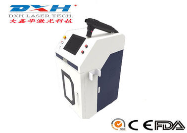 Non Contact Laser Cleaning Machine / Device 1000 Watt Laser Cleaner Electric Fuel
