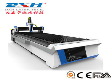 Thickness 20mm Metal Laser Cutting Machine PC Control Customize Design