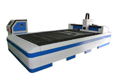 China Red Light Positioning Metal Laser Cutting Machine Computer Control Technology factory