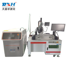 Micro Fiber Laser Welding Machine , Battery / Laser Beam Welding Machine / Stainless Steel Laser Welding Machine