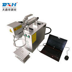 Fiber Laser Source Laser Marker Machine Stainless Steel Surgical Logos Marking