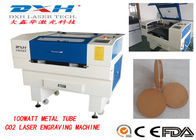 100w Co2 Laser Engraving Cutting Machine , Marble Laser Engraving Machine supplier