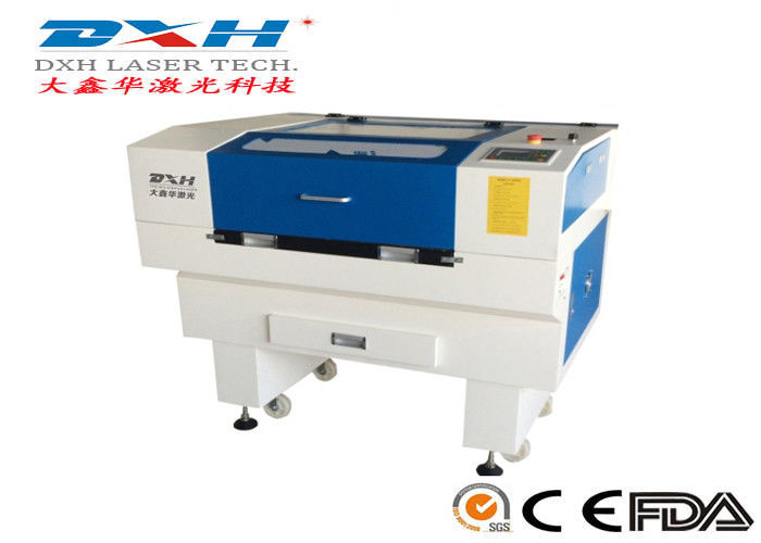 Nonmetal Materials CO2 Laser Engraving Machine supplier