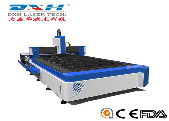 Industrial Stainless Steel Laser Cutting Machine , CNC Router Laser Cutting Machine supplier