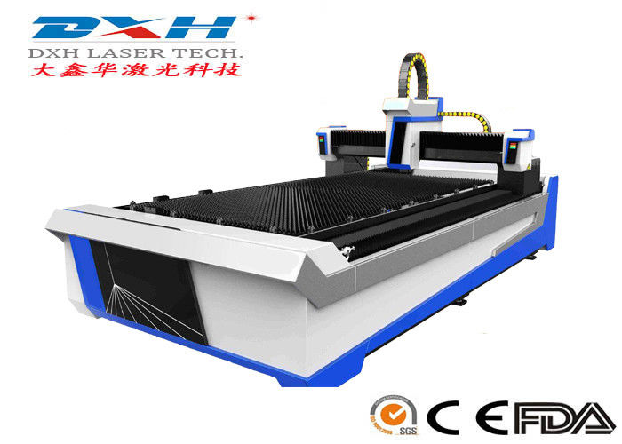 High Power CNC Laser Metal Cutting Machine For Knives 3000*1500mm Processing Area supplier