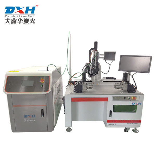 Micro Fiber Laser Welding Machine , Battery / Laser Beam Welding Machine / Stainless Steel Laser Welding Machine supplier