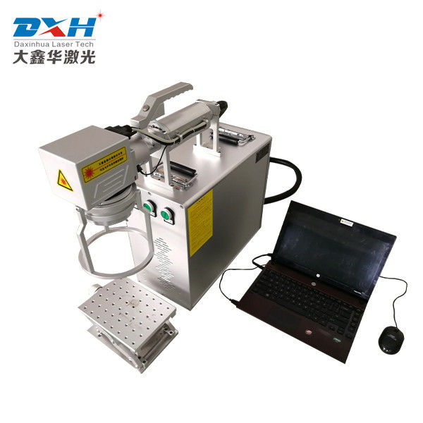 Fiber Laser Source Laser Marker Machine Stainless Steel Surgical Logos Marking supplier